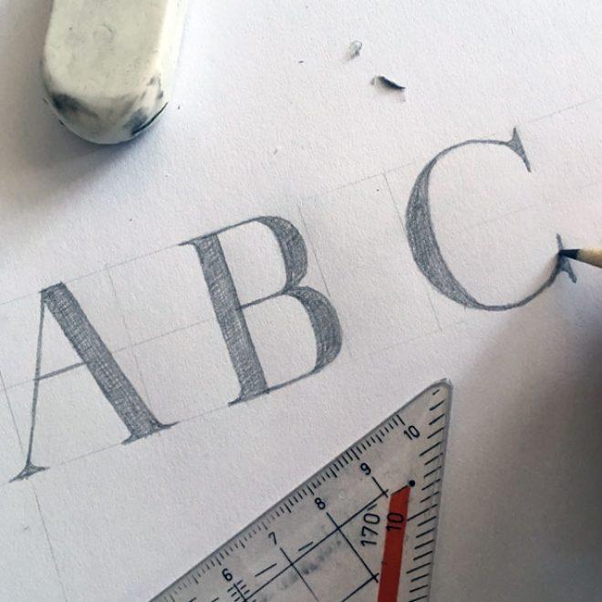 3-Schriftarten-Serif